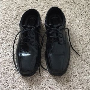 Men's steel toe work shoes